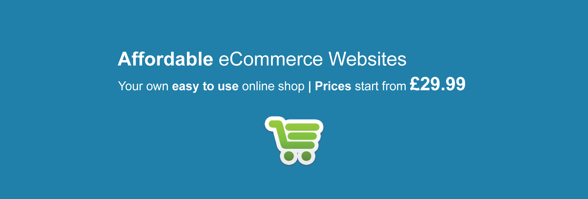 Cheap eCommerce Website Design